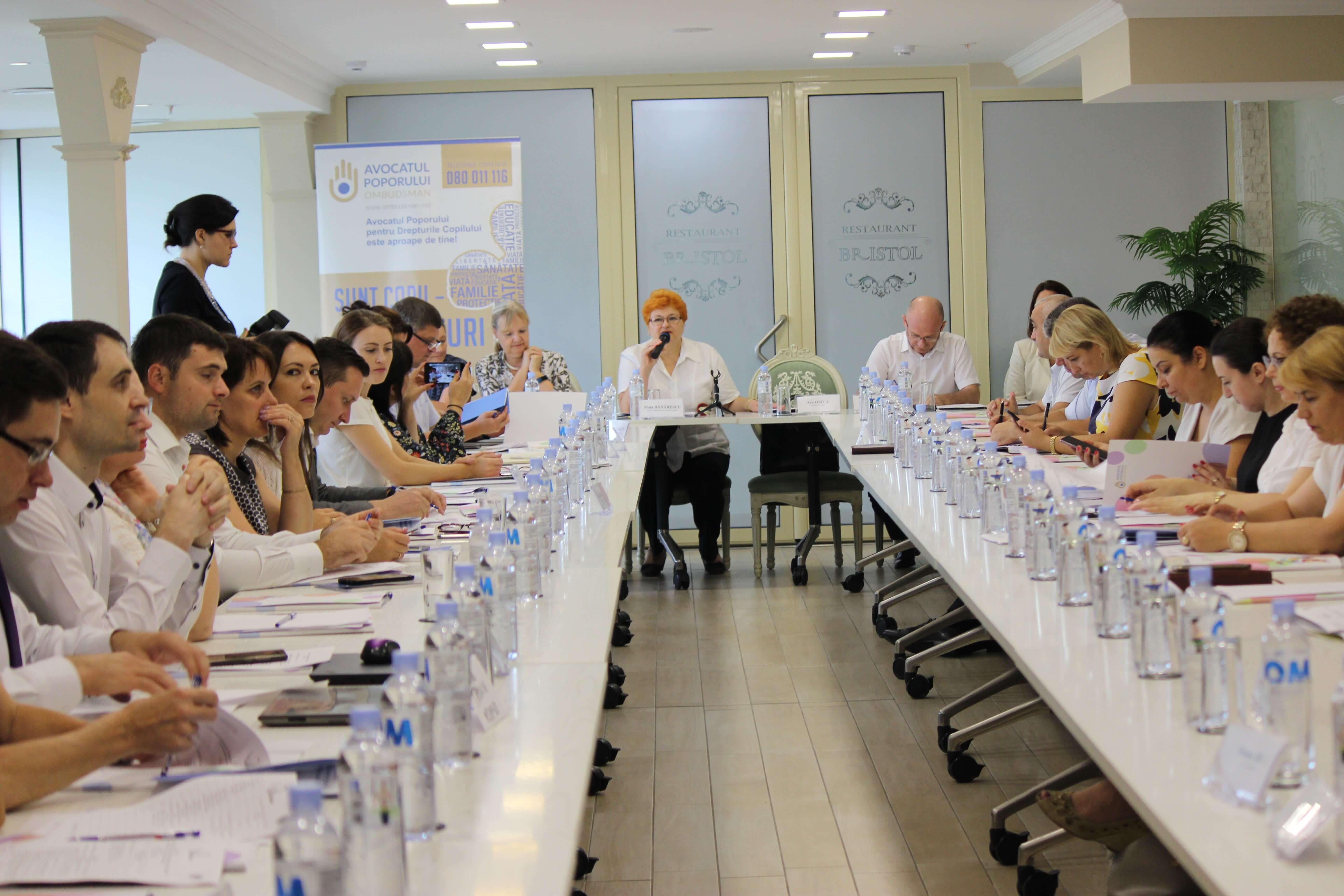 Respectarea drepturilor copiilor născuți în instituțiile penitenciare, discutată în premieră pentru Moldova în cadrul unei conferințe naționale organizate de Ombudsmanul Copiilor