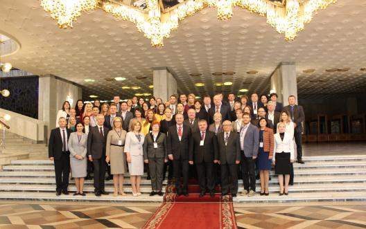 """Conferința Internațională organizată de Oficiul Avocatului Poporului la tema """"Evoluția și rolul instituțiilor naționale de protecție a drepturilor omului în societatea modernă"""""""