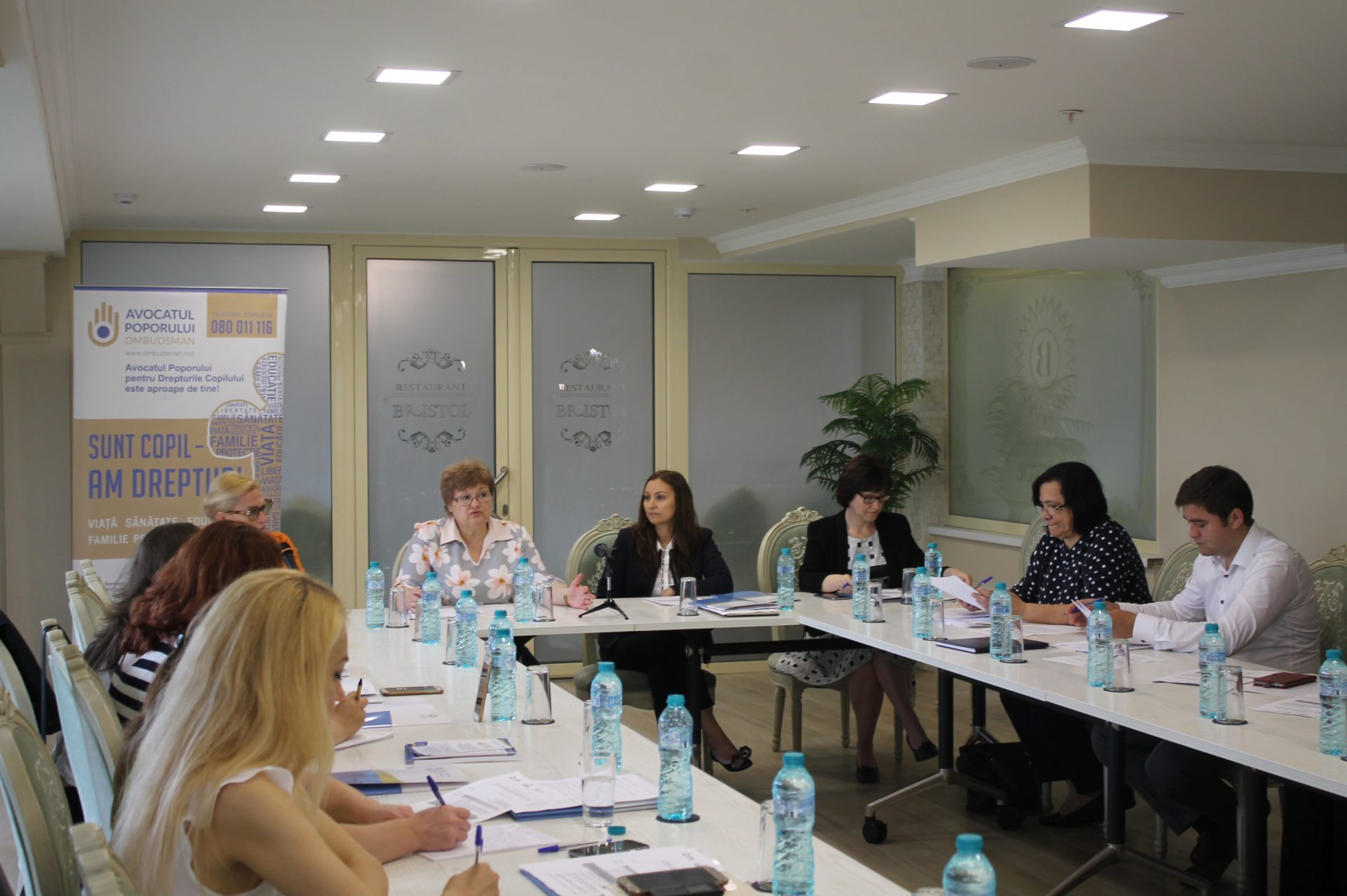 Round table on the quality of medical services for premature infants