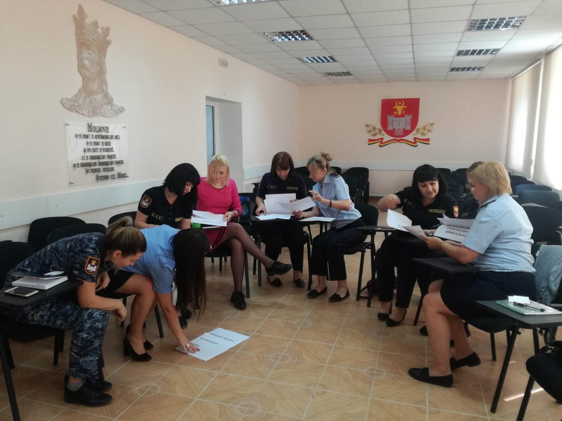 Офис Народного Адвоката продолжает обучающие мероприятия в области соблюдения прав человека и предупреждения пыток и жестокого обращения для сотрудников пенитенциарной системы