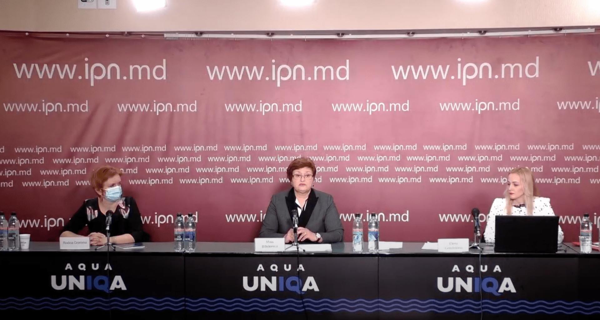 Maia Bănărescu: Copiilor instituționalizați din focarele cu tuberculoză le sunt lezate drepturile la sănătate, educație, familie și opinie.