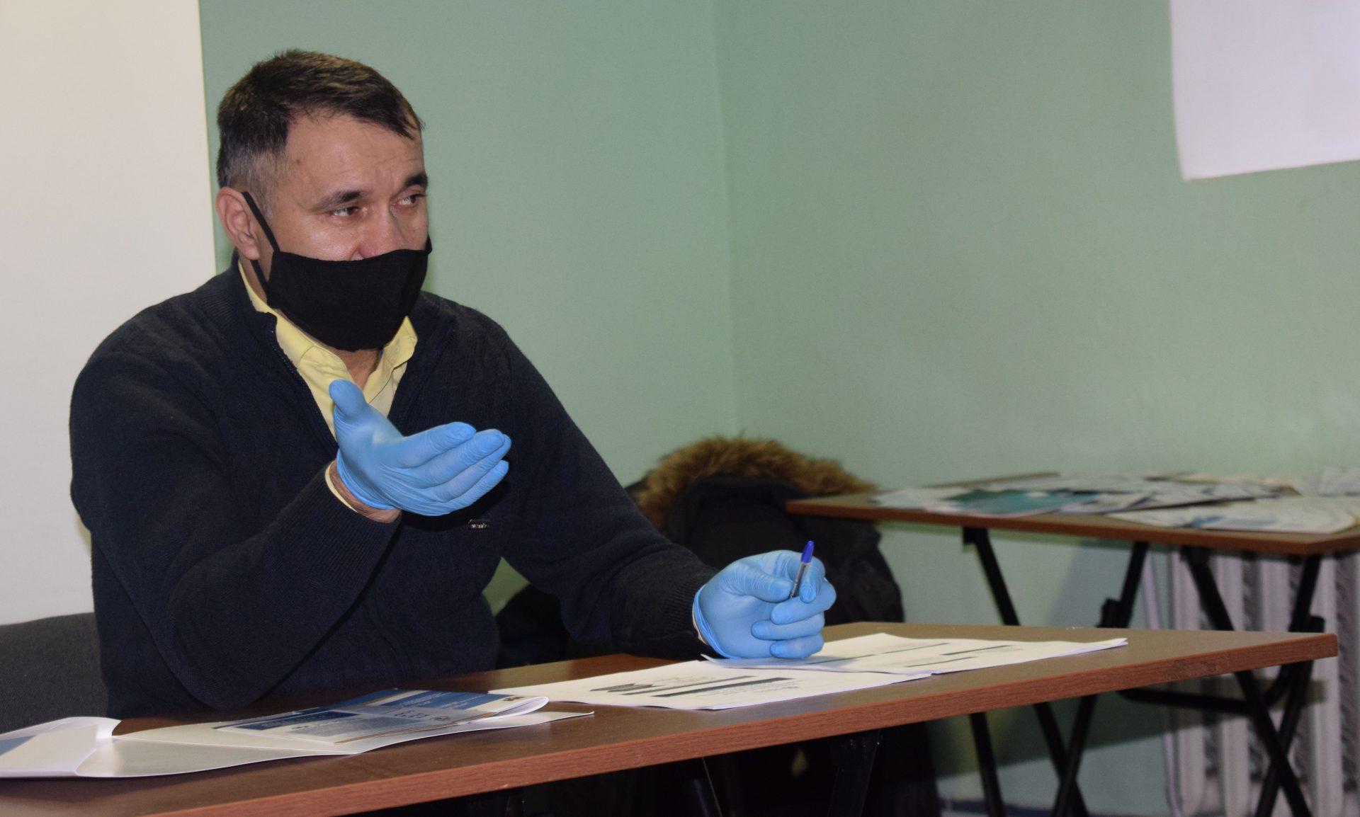 Activitate de informare la Instituția Penitenciară nr.12 Bender