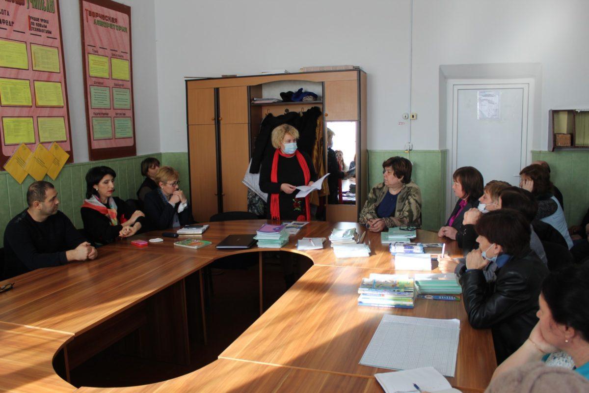 Встречи с жителями села Чишмикиой